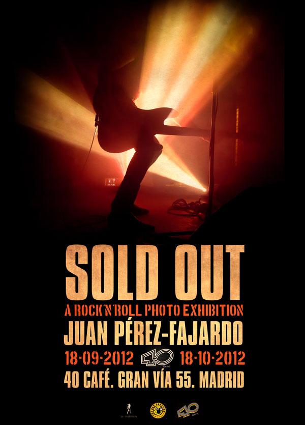 Expo individual Juan Perez Fajardo SOLD OUT