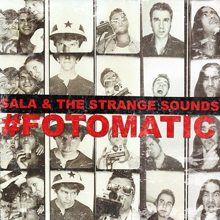Sala & The Strange portada