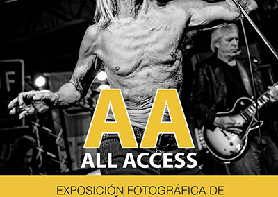 Expo individual Juan Perez-Fajardo ALL ACCESS