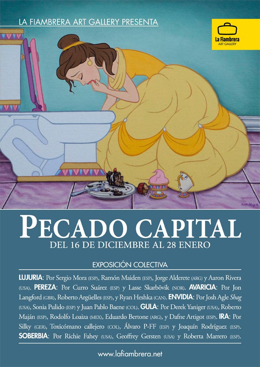Expo Colectiva PECADO CAPITAL